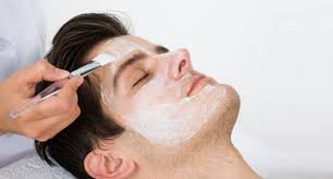 face bleach